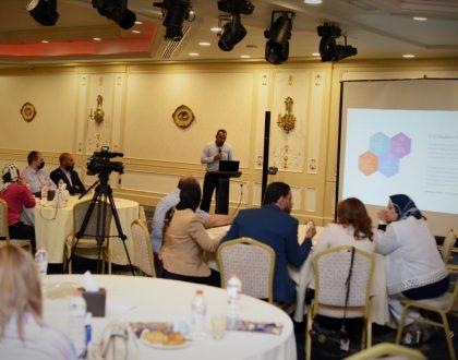 """كلاسيرا للتعلم الذكي ترعى مؤتمر الإسكندرية الأول تحت عنوان """"جهز مدرستك للتعليم المدمج"""" وسط حضور مميز"""